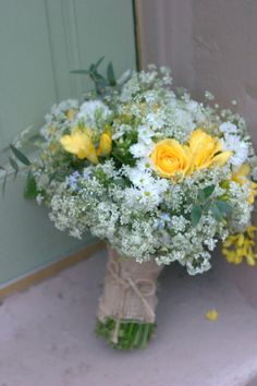 wedding flowers in lancashire