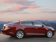 I must be getting old, because I'd drive the hell out of this Buick Lacrosse!
