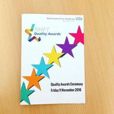 Only 1 more sleep until our annual award ceremony! We can't wait to celebrate with our nominees finalists & sponsors  #NHFTQualityawards #celebration #ceremony #staff #proud #weareNHFT https://www.instagram.com/p/BMofWq5BJuZ/