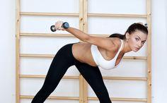 5 ejercicios para adelgazar los brazos | Recetas para adelgazar