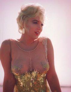"Marilyn Monroe as Sugar Kane in ""Some Like It Hot"""