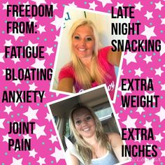 Lose weight and free yourself