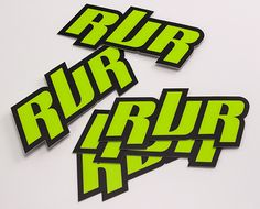 Rogue Valley Runners Stickers