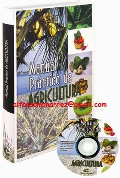 LIBROS DVDS CD-ROMS ENCICLOPEDIAS EDUCACIÓN EN PREESCOLAR. PRIMARIA. SECUNDARIA Y MÁS: MANUAL AGRICULTURA