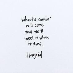 We'll meet it when it does.  