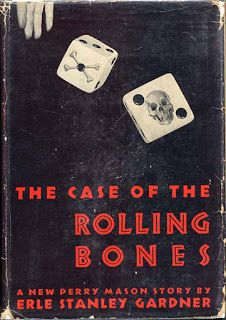 If The Case of The Rolling Bones is any indication of how Gardner moved away from the rough and tough Perry Mason in the very fir. Rex Stout, Perry Mason, Vintage Book Covers, Mystery Books, Agatha Christie, Bones, Pretty, Shop, Mystery Novels