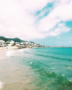 the stunning beaches in sitges   spain travel guide on coco kelley