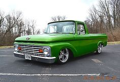 1963 Ford F100 Unibody Restomod Well Done Beautiful Condition Very Sharp - Used Ford F-100 for sale in Cincinnati, Ohio | autoquid.com