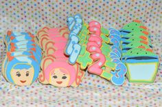 Team UmiZoomi Cookies | Cookie Connection