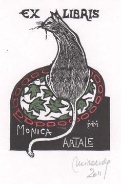 ex libris Monica Artale