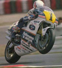 Eddie Lawson Honda NSR 500