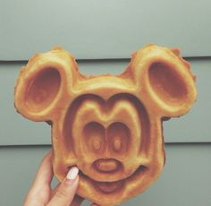 micky waffles can be easily vegan when asked to be made with soy milk they can be found all over