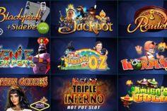 William Hill Games: Online Slots Buy-In 10, get 30 Bonus