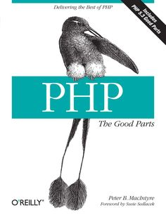 "Read ""PHP: The Good Parts Delivering the Best of PHP"" by Peter MacIntyre available from Rakuten Kobo. Get past all the hype about PHP and dig into the real power of this language. This book explores the most useful feature. Cheap Used Books, Used Books Online, Computer Technology, Computer Programming, Php, Network Tools, Object Oriented Programming, Programing Software, World Of Books"