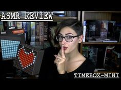 ~ASMR~Quiet review~Timebox-Mini~ - YouTube