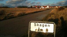 Vejen til Skagen