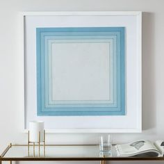 Minted for west elm - Depth - (Try w/ spray painted blocks)