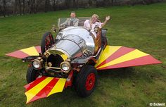 Chitty chitty bang bang!!!!