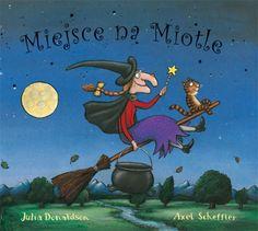 Miejsce na miotle - Ryms - kwartalnik o książkach dla dzieci i młodzieży