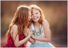 {Las Vegas Child Photographer} Zoe and Zelda Twin Girls Photography, Family Portrait Photography, People Photography, Love Photography, Children Photography, Family Portraits, Ginger Hair Girl, Lisa Holloway, Portrait Fotografie Inspiration