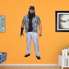 Fathead WWE Bray Wyatt Wall Decal - 93-93125
