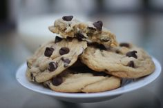 The best chocolate chip cookie recipe.