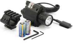 """Deben Hawke Genuine """"NEW"""" Tactical Laser/Led Combo for Air Rifles/Pistols This is brand new be the first to get one"""