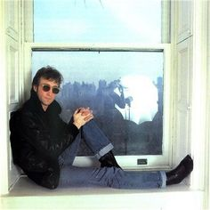 This photo was taken on the window sill in The Dakota apartment on December 8, 1980, the day Lennon was murdered.