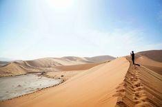 Sossusvlei – die höchsten Dünen der Welt