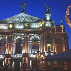 #Lviv#Ukraine#Opera#operahouse#ballet#architecture#building