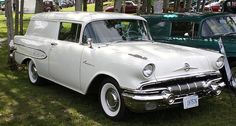 1957 Pontiac Sedan Delivery (Canada)