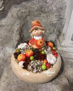 Asztaldísz/Herbst dekoration