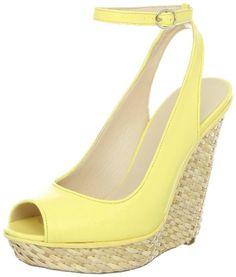 Nine West Women's Karmic Wedge Sandal,Light Yellow Leather,6 M US Nine West,http://www.amazon.com/dp/B00ANKHPF0/ref=cm_sw_r_pi_dp_mpJ0rb0WKY8F06YV
