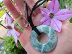 Rare Qinghai Jade Necklace - EARTH MAGIC - Spiritual Healing and Enlightenment - Protection and Harmony - Reiki Chakra Feng Shui