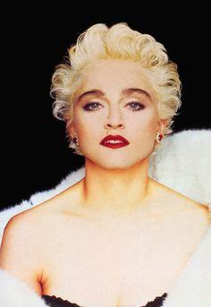 Madonna en 1986
