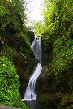 ✯ Glenariff Falls, Ireland