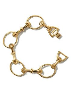 Banana Republic | Horsebit bracelet