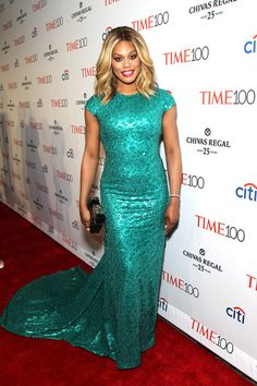 photo TIME100Gala LaVerne Cox