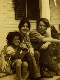 Rebecca Carroll and Parents