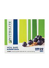 107388 - NUTRILITE® Meal Bars - Blueberry Crunch Flavor