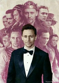 ~† Many Roles Of Tom Hiddleston † An Edit Made By @largo.Tumblr.com † Lovely Tom Edits