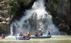 Resultado de imagen de river rafting