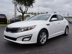 2015 Kia Optima LX, mines in black! !