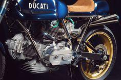 Ducati Bevel – Merlin Engineers | Pipeburn.com
