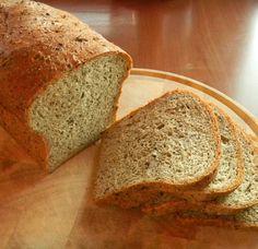 Pão de Grão-de-Bico Integral - Máquina de Pão