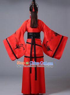 Asian China Traditional Chinese Clothing Hanfu National Costumes & Traditional Chinese clothing for men. | traditional clothing ...