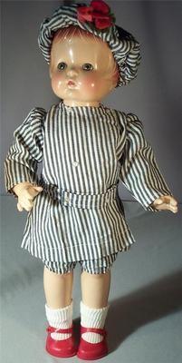 Vintage Original Effanbee Patsy Doll Circa 1929 Vintage Clothes Shoes A Cutie | eBay