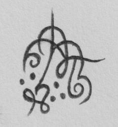 viv-umbra:  Sigil: I am protected from hateful words Requested by stormandseawitch
