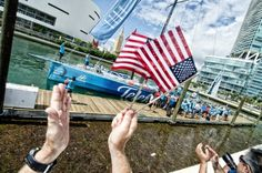 Can't wait for Volvo Ocean Race to stop in Newport, RI in spring 2015!