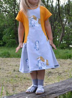 Simply JANuAry: Wild and Free Mädchenkollektion * Antalya Dress